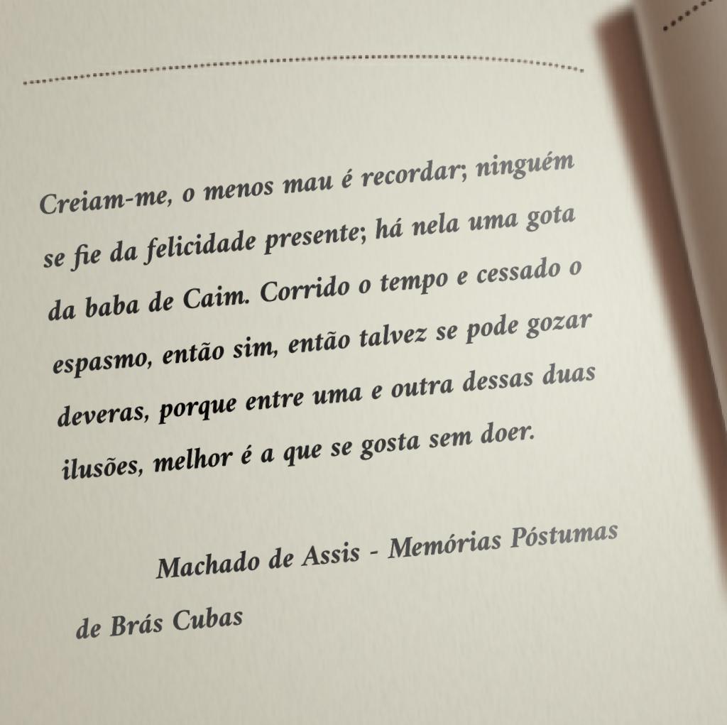 Machado De Assis Memórias Póstumas De Brás Cubas Singularidade