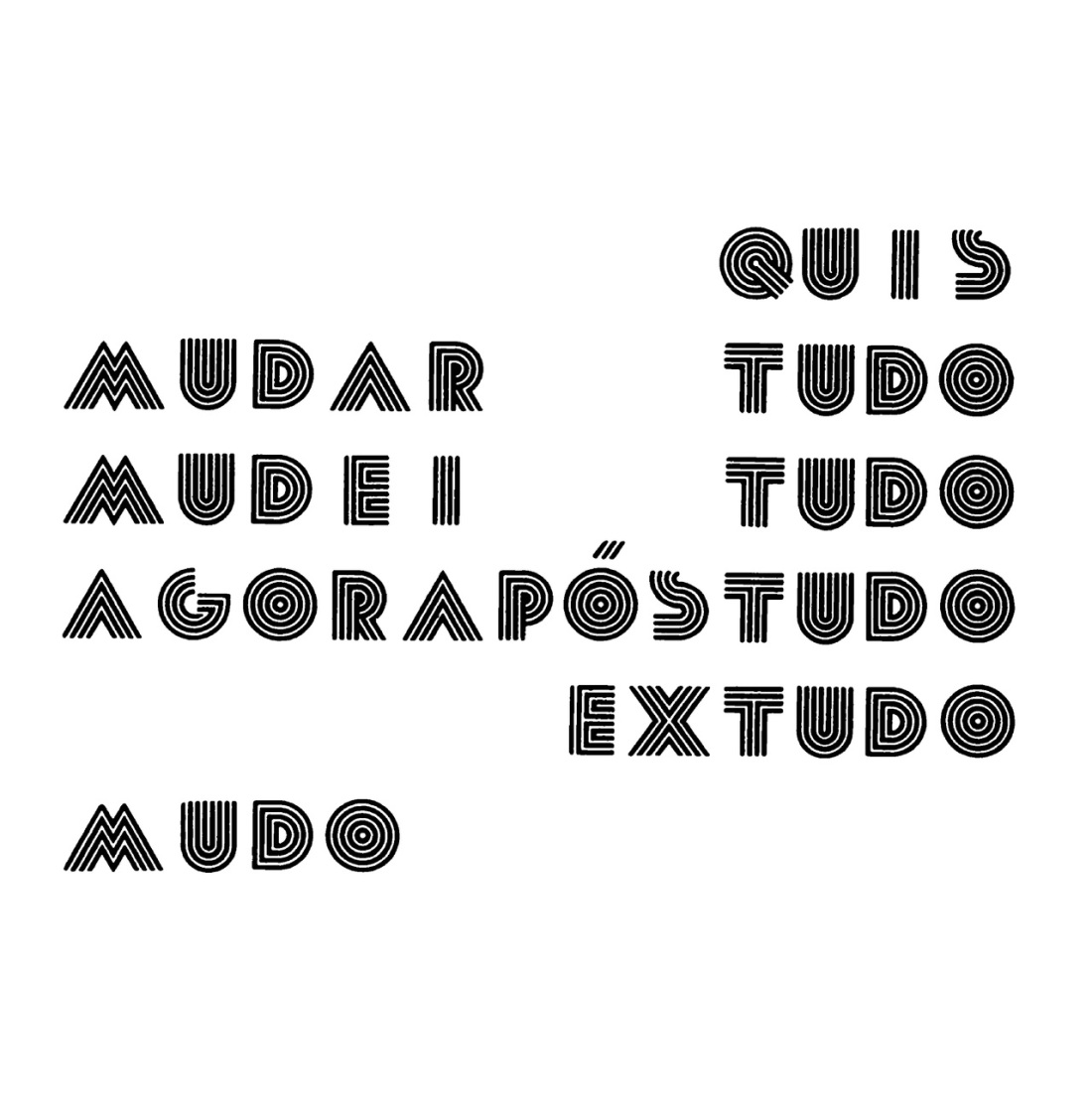 Augusto de Campos - Pós-Tudo